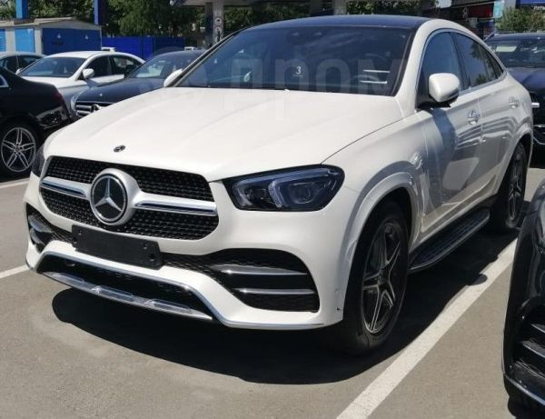 Mercedes-Benz GLE Coupe, 2020 год, 7 850 000 руб.