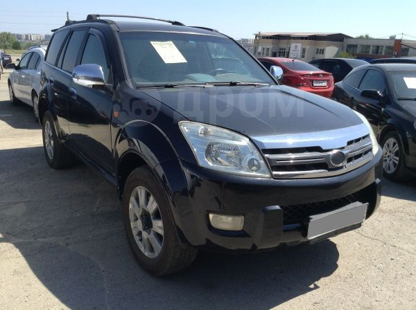 Great Wall Hover, 2008 год, 339 000 руб.