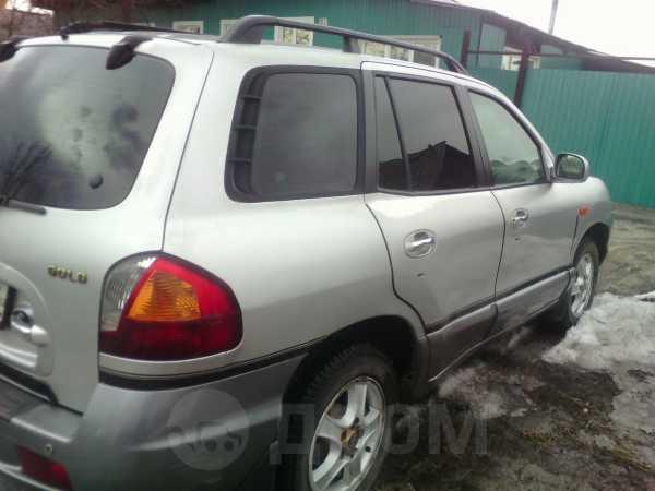 Hyundai Santa Fe, 2002 год, 260 000 руб.