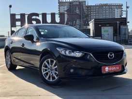 Уфа Mazda6 2016