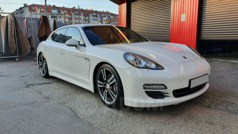 Porsche Panamera, 2010 год, 1 650 000 руб.