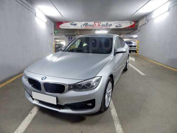 BMW 3-Series Gran Turismo, 2014 год, 1 352 000 руб.
