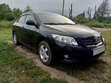 Фурманов Corolla 2009