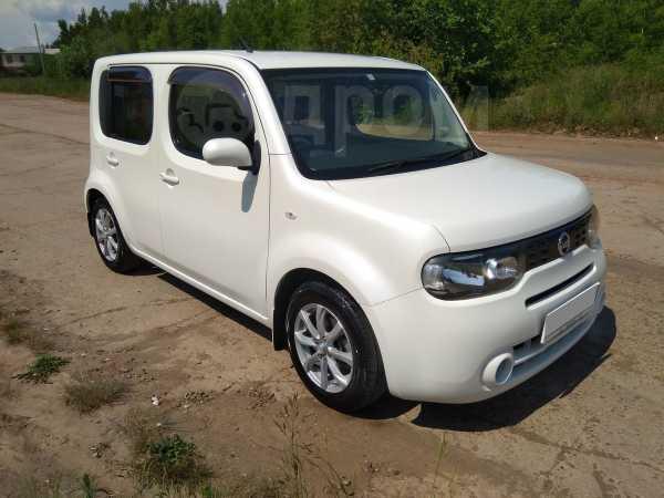 Nissan Cube, 2013 год, 475 000 руб.