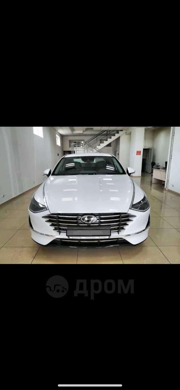 Hyundai Sonata, 2020 год, 2 064 000 руб.