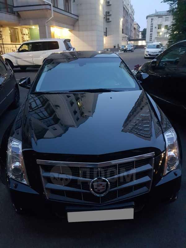 Cadillac CTS, 2008 год, 490 000 руб.