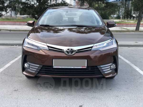 Toyota Corolla, 2018 год, 1 350 000 руб.