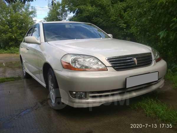 Toyota Mark II, 2003 год, 465 000 руб.