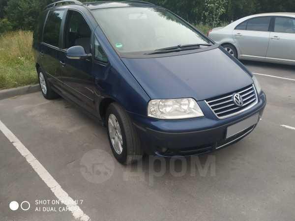 Volkswagen Sharan, 2008 год, 600 000 руб.