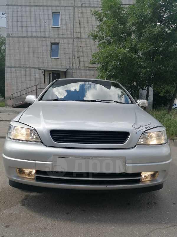 Opel Astra, 2001 год, 125 000 руб.