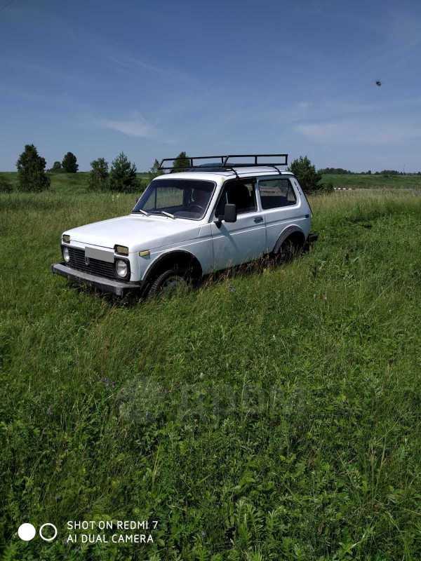 Лада 4x4 2121 Нива, 1987 год, 55 000 руб.