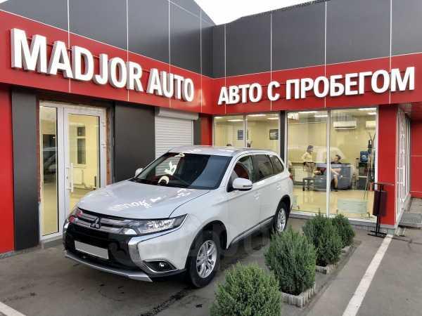 Mitsubishi Outlander, 2015 год, 1 050 000 руб.