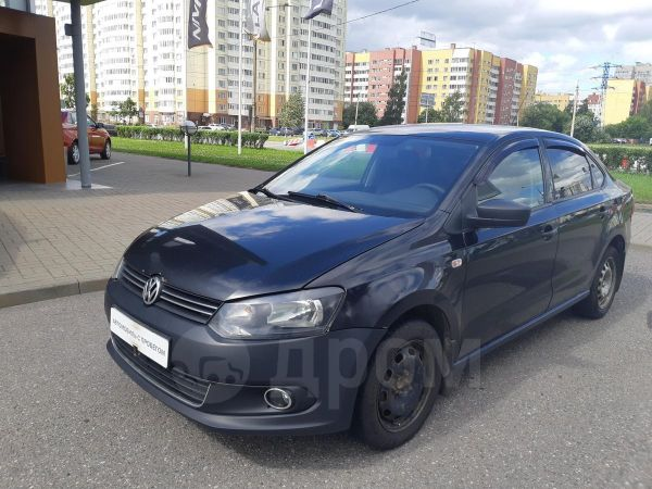 Volkswagen Polo, 2010 год, 250 000 руб.
