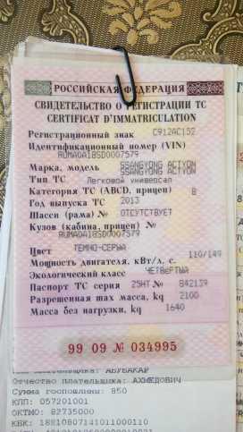 Хасавюрт Лада Приора 2013