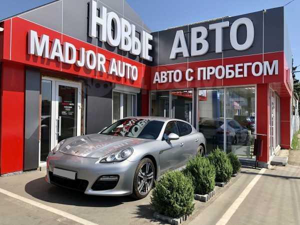 Porsche Panamera, 2010 год, 2 060 000 руб.