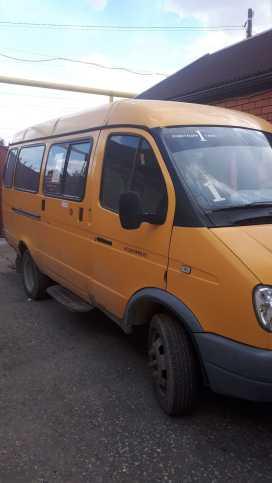 Элиста ГАЗ 2217 2003