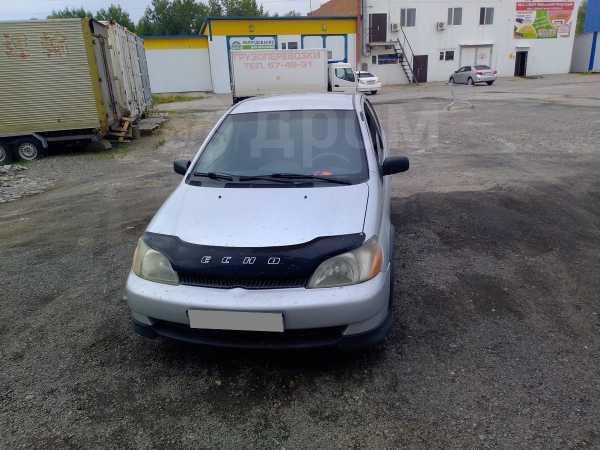 Toyota Echo, 2001 год, 210 000 руб.