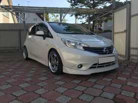 Звенигород Nissan Note 2014