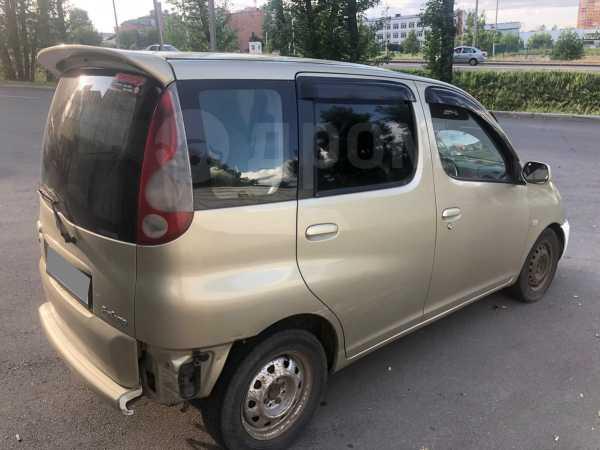Toyota Funcargo, 2001 год, 215 000 руб.