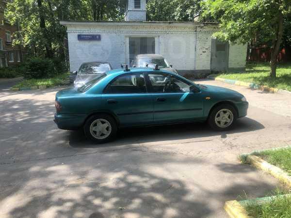 Mazda 323, 1996 год, 77 000 руб.