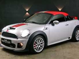 Красный Mini Coupe 2012