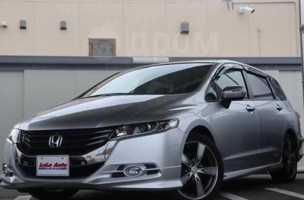 Honda Odyssey, 2010 год, 285 000 руб.