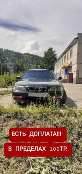 Черёмушки Honda Saber 1995
