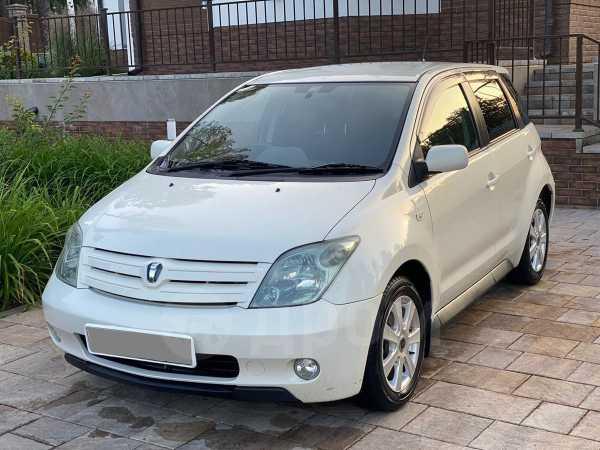 Toyota ist, 2002 год, 360 000 руб.