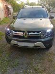 Renault Duster, 2017 год, 850 000 руб.