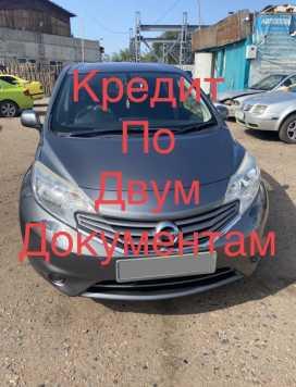 Улан-Удэ Nissan Note 2013