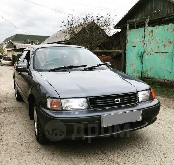 Toyota Corsa, 1990 год, 120 000 руб.