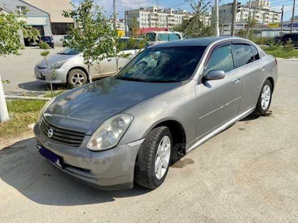 Nissan Skyline, 2001 год, 280 000 руб.