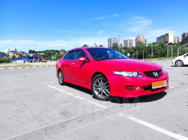Honda Accord, 2007 год, 510 000 руб.