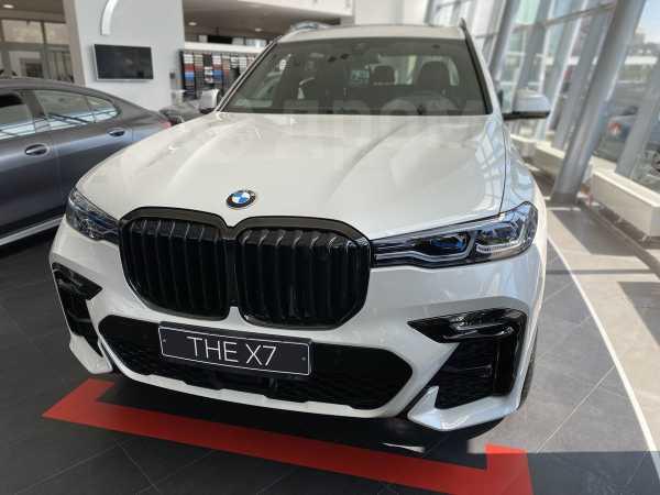 BMW X7, 2019 год, 7 619 400 руб.