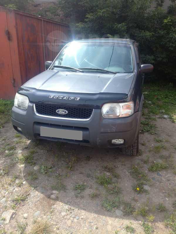 Ford Escape, 2001 год, 279 000 руб.