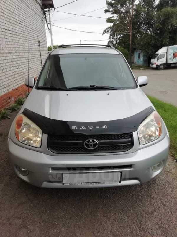 Toyota RAV4, 2004 год, 599 000 руб.