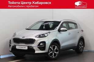 Хабаровск Sportage 2019