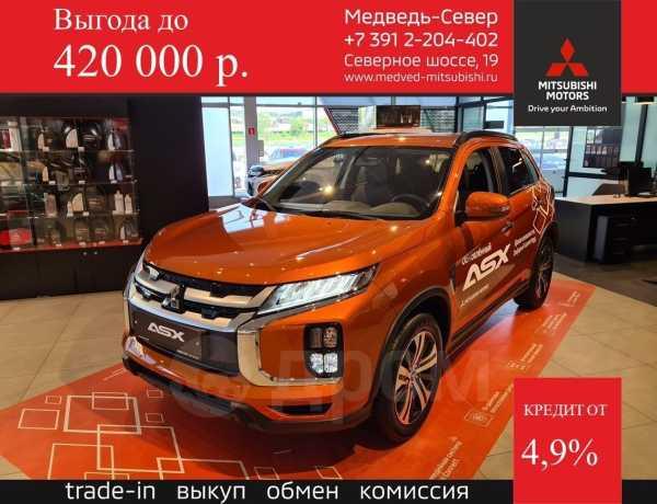 Mitsubishi ASX, 2020 год, 1 987 918 руб.