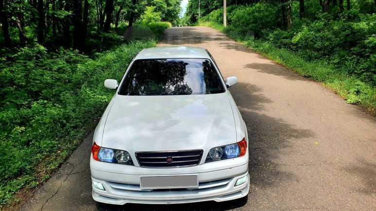 Toyota Chaser, 2000 год, 335 000 руб.