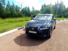 Улан-Удэ Lexus NX200 2015