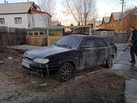 Северомуйск 2114 Самара 2013