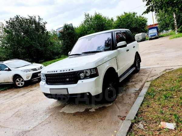 Land Rover Range Rover, 2012 год, 1 450 000 руб.