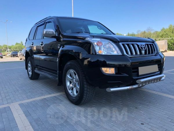 Toyota Land Cruiser Prado, 2007 год, 1 210 000 руб.