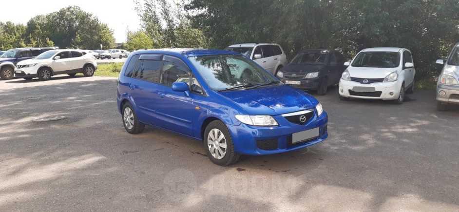 Mazda Premacy, 2002 год, 310 000 руб.
