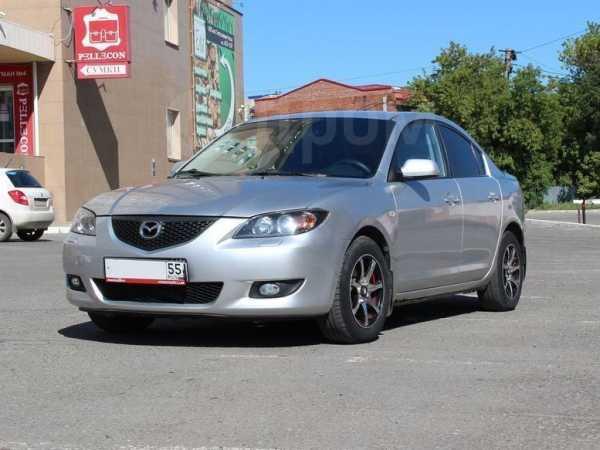 Mazda Mazda3, 2004 год, 299 000 руб.