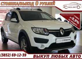 Барнаул Sandero 2018