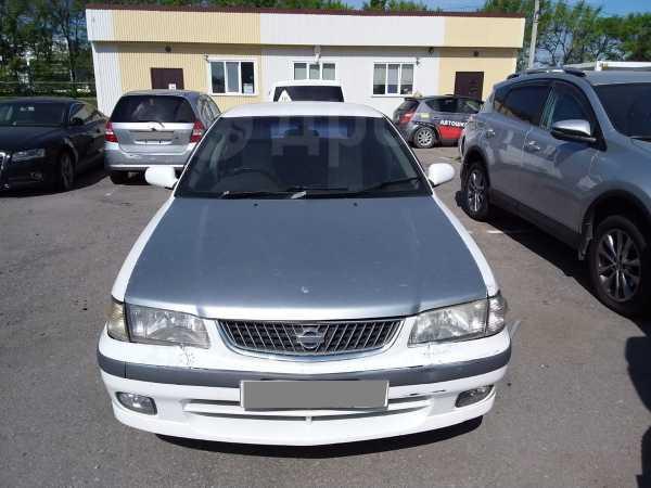 Nissan Sunny, 2002 год, 110 000 руб.