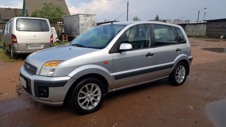 Ford Fusion, 2008 год, 330 000 руб.