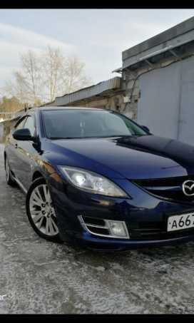 Заречный Mazda6 2008