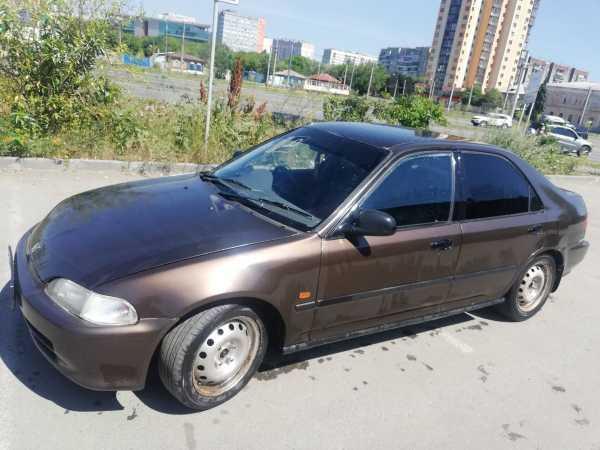 Honda Civic Ferio, 1995 год, 95 000 руб.